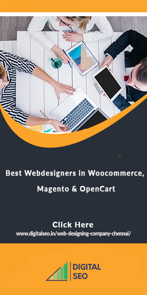 A Team Of Professionals Working On Wed Designing In WooCommerce, Magento And Opencart